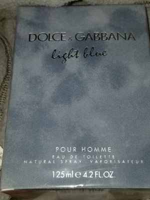 D&G Light Blue for Men (125ml) for Sale in Temple Hills, MD