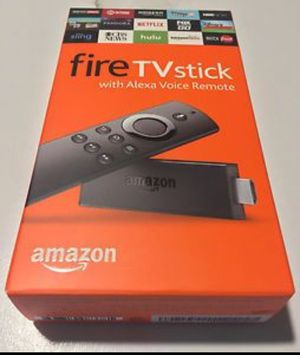 Amazon Fire TV Stick *NO TRADES* *PICKUP ONLY* for Sale in San Mateo, CA