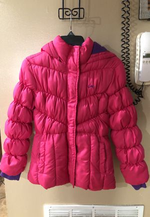 Vertical girls size 14 coat for Sale in Fort Washington, MD
