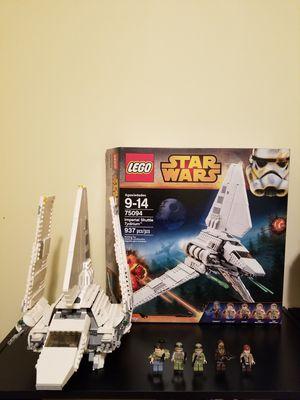 Star Wars Lego Shuttle Tyderium for Sale in O'Fallon, MO