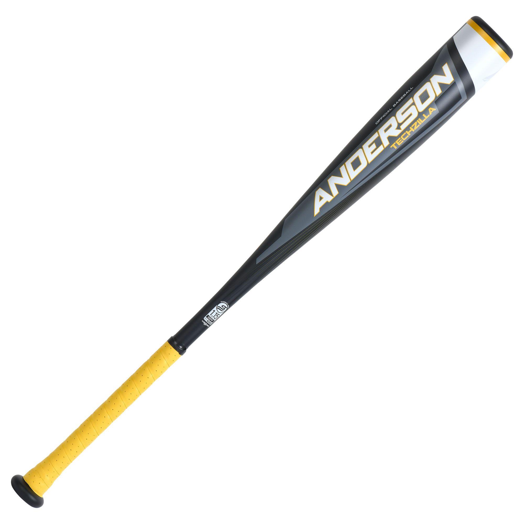 Anderson TechZilla USSSA 2021 (-10) Senior League Baseball Bat - 28/18