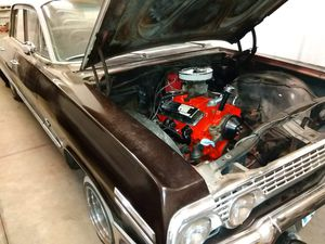 Photo 1963 CHEVY IMPALA FOR RESTORATION / HOT ROD PROJECT