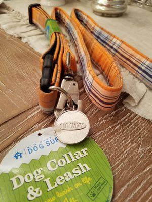 New Old Navy Dog Collar & Leash Set for Sale in DeLand, FL