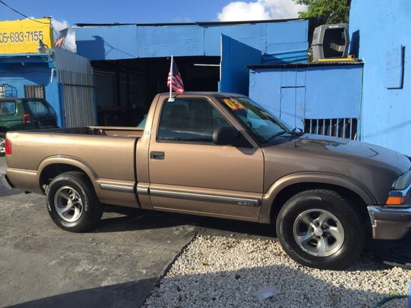 Chevrolet s10 manual 2003 | 2003 Chevrolet S10 Manual Transmission