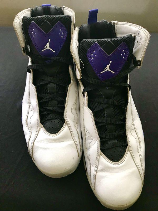 buy online e438f 5407c Nike Air Jordan True Flight Men s Basketball Sneakers 342964-153 SZ 13
