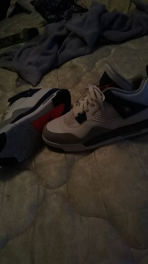 Jordan 4 Retro GG size 7.5 for Sale in Fredericksburg, VA