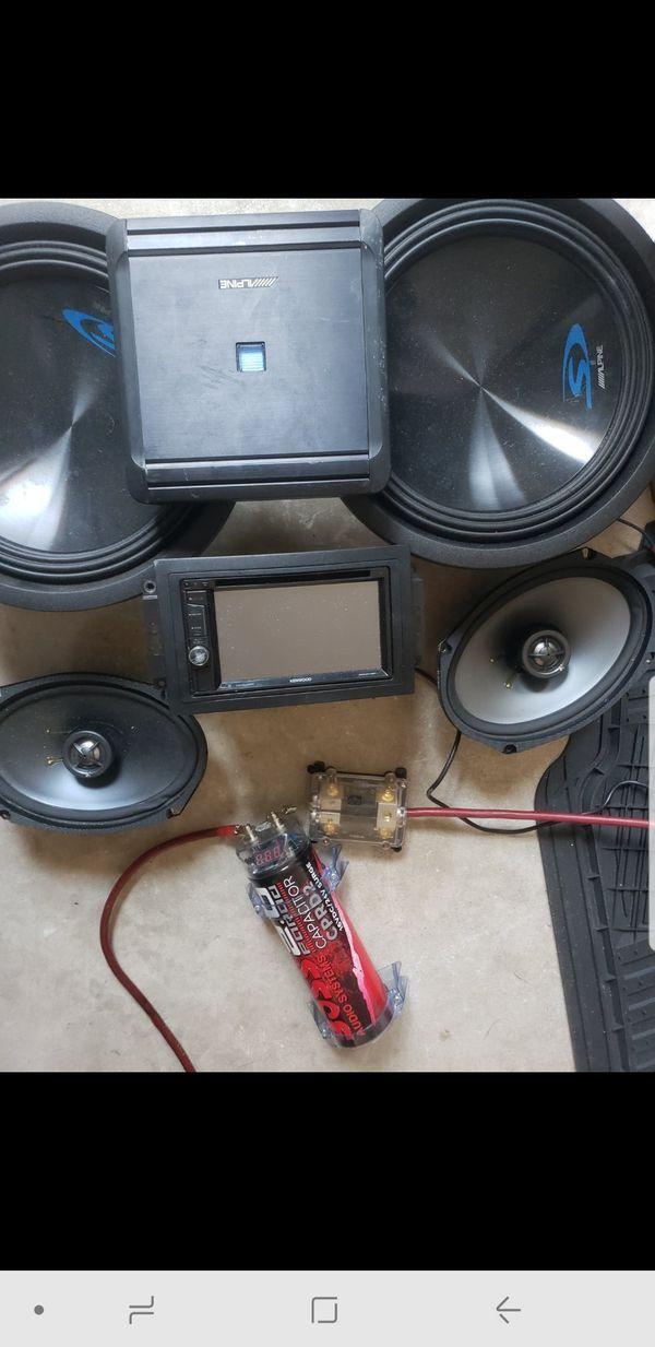 car equipment audio equipment in portsmouth va offerup. Black Bedroom Furniture Sets. Home Design Ideas