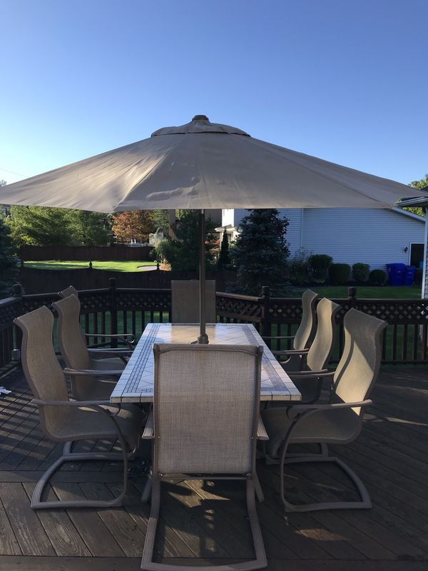 Outdoor patio set for Sale in Buffalo, NY - OfferUp