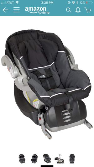 Baby trend car seat with base for Sale in Woodbridge, VA