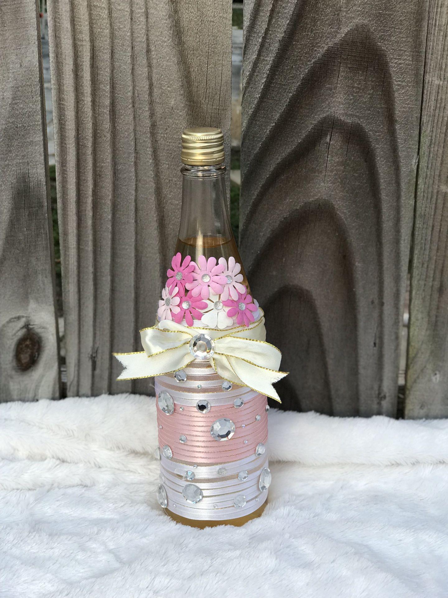 Custom made bottle