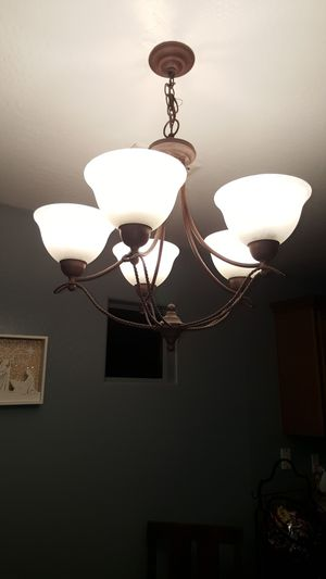 Dining lamp/chandelier for Sale in Phoenix, AZ