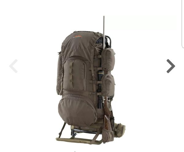 Alps Outdoorz Commander Frame Pack / Hunting Pack / Backpack for ...