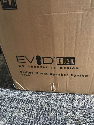 Ceiling speakers for Sale in Dallas, TX