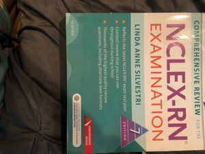 Saunders NCLEX 7th edition newest for Sale in Tampa, FL