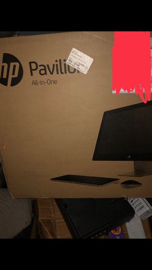 HP Pavillion All in One Touch Screen Computer Brand New for Sale in Fort Washington, MD