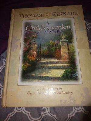 Thomas Kinkade prayer book for kids for Sale in Philadelphia, PA