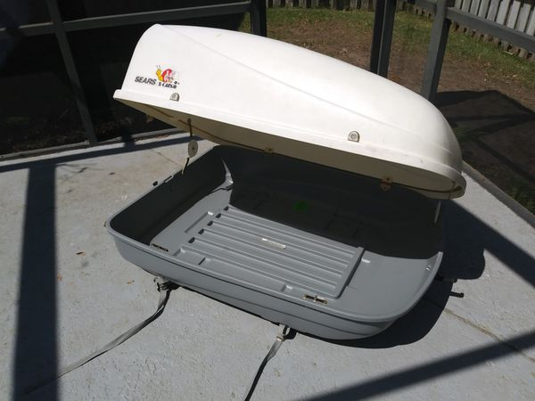 Sears X Cargo Carrier for Sale in Diamond Bar, CA - OfferUp