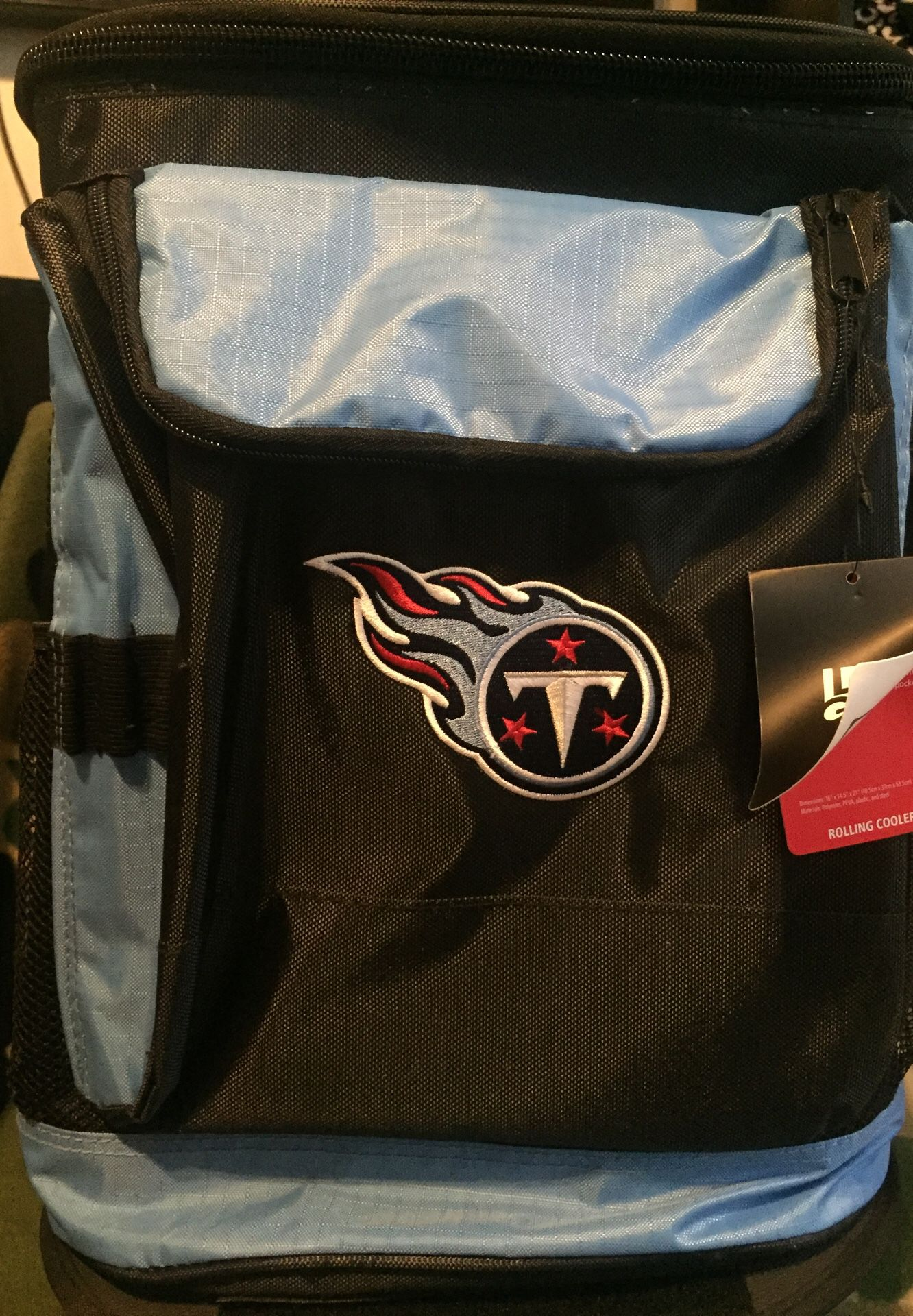 Titans carry bag and cooler