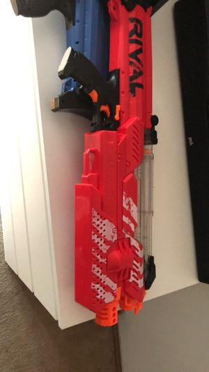 nerf rival mxvii-10k for Sale in Joint Base Lewis-McChord, WA