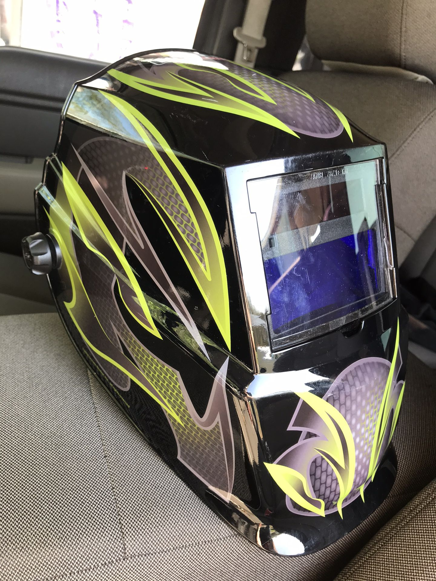 Lincoln Electric Welding Mask