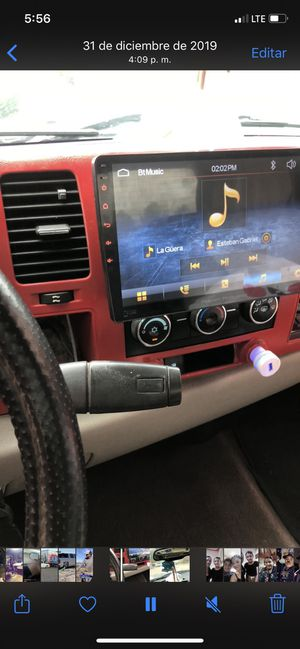 Photo Stereo Bluetooth Power acoustik