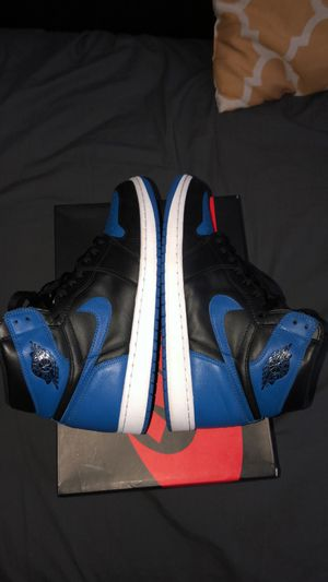Air Jordan 1 Royal size 10 for Sale in Denver, CO