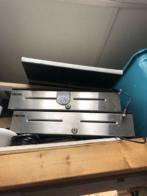 Micros cash drawers for Sale in Ashburn, VA