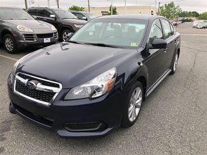 2013 Subaru legacy 2.5i premium for Sale in Alexandria, VA