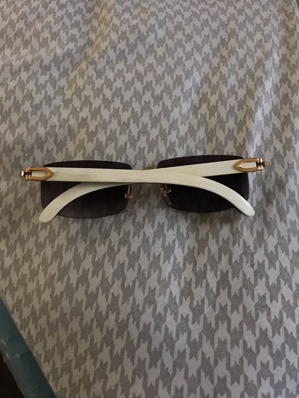 ff6547f2b9 White Cartier Buffs for Sale in Detroit