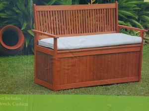 KONA storage bench for Sale in Montpelier, MD