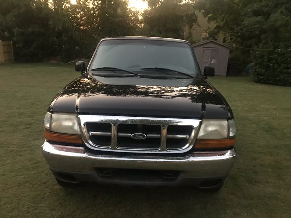 1999 Ford Ranger Pick Up 4 X 4 For Sale In Winston