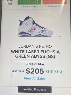 Jordan 6 Retro Thumbnail