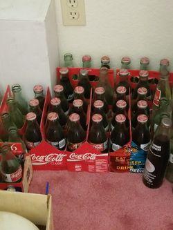 Old coke bottles Thumbnail