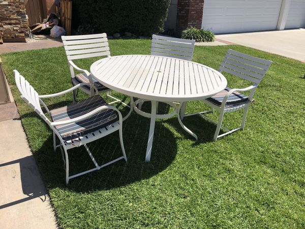Patio Furniture 5pc Set For Sale In Simi Valley Ca