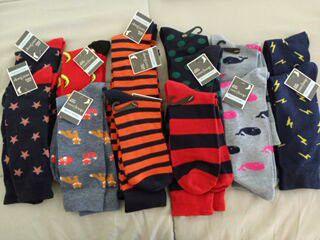 West loop socks