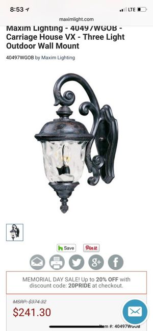 new and used light fixtures for sale in tucson az offerup