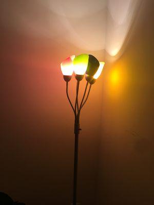 Multicolor stand lamp for Sale in Alexandria, VA