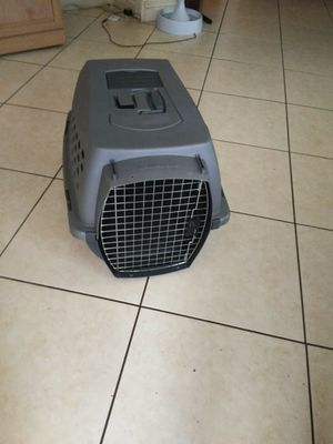 New cat or dog carrier good for up to 30 lb only $20 we paid $45 for it for Sale in Tampa, FL