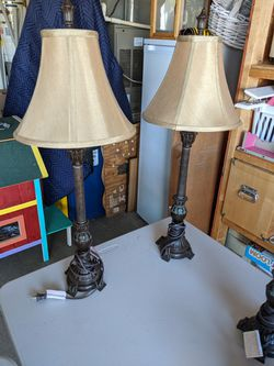 Assorted Lamps  Thumbnail