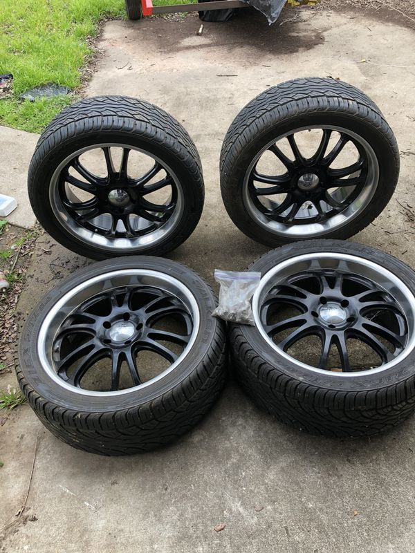 4 22 Inch Rims Tires For Sale In Temple Tx Offerup