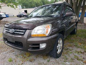 Kia sportage 4x4 for Sale in North Ridgeville, OH