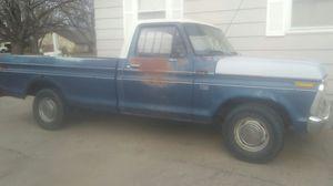 '76 Ford F100 for sale  Arkansas City, KS