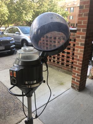 Hair dryer with a stand that comes with for Sale in Reston, VA