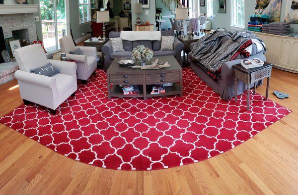 9x12 Wool Rug for Sale in Lake Ridge, VA - OfferUp