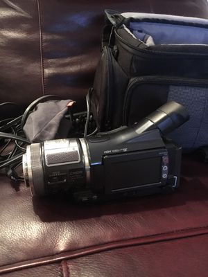 sony hdr-hc1 camcorder for Sale in Los Angeles, CA