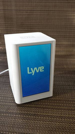 Lyve Touch Screen Video & Photo Manager for Sale in Fairfax, VA