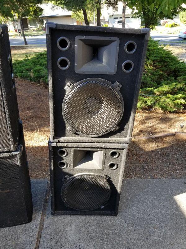 Ev S 152 Speakers
