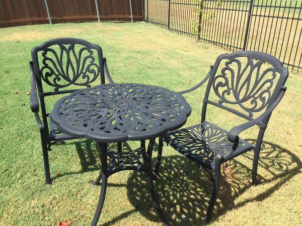Wrought Iron Patio Furniture Mckinney Tx