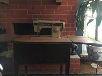 Old Sewing machine Thumbnail