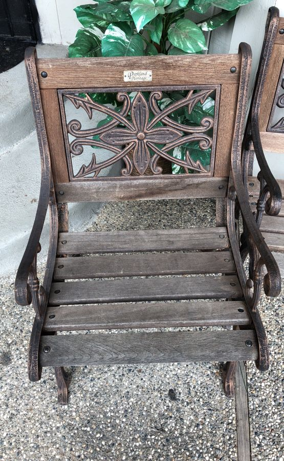 Parkland Heritage Patio Chairs Furniture In Citrus Heights Ca